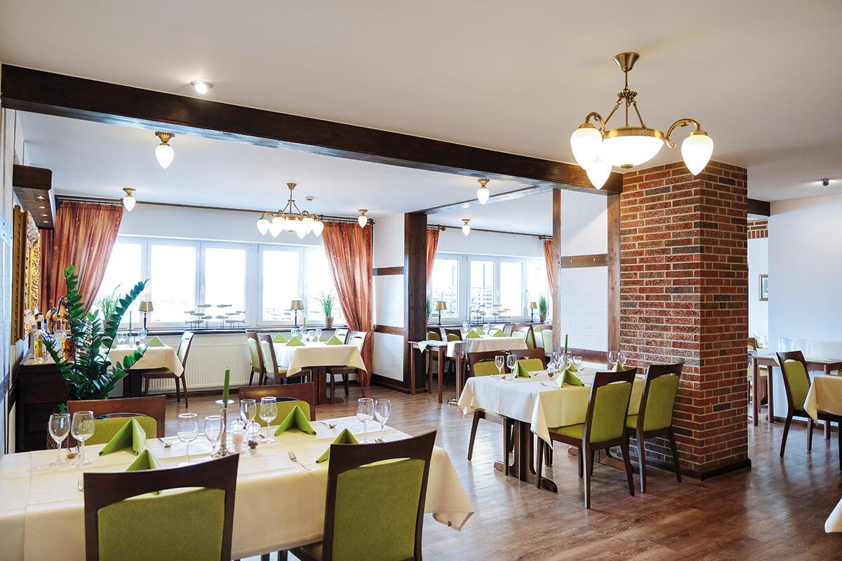 Bernsteinsee Hotel Restaurant